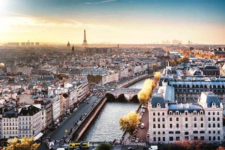 2 overnachtingen en ontbijt aan de rand van Parijs