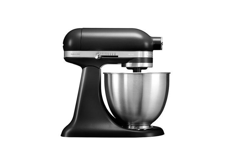 KitchenAid Artisan mini keukenmachine met accessoires