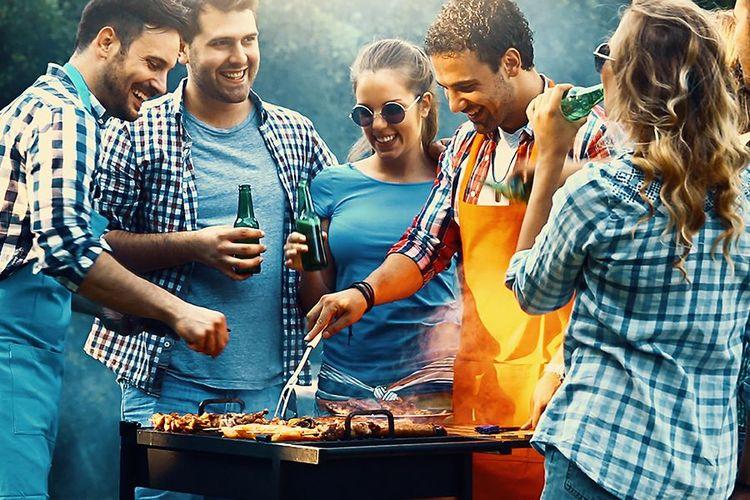 Luxe variatie BBQpakket voor 16 personen van Easygrill