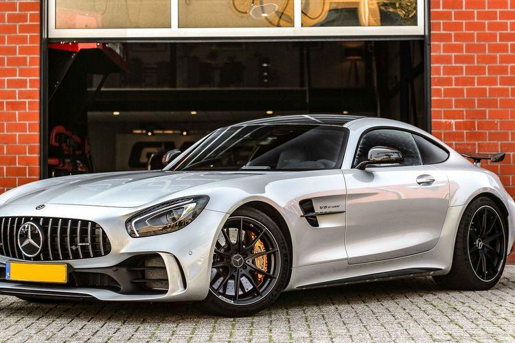 De ultieme belevenis: rijden in een Mercedes AMG GT