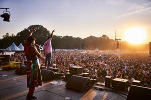 We love the 90's Festival in Nijmegen