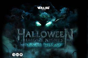 Tickets Halloween Fright Nights in Walibi Holland (2 P.)