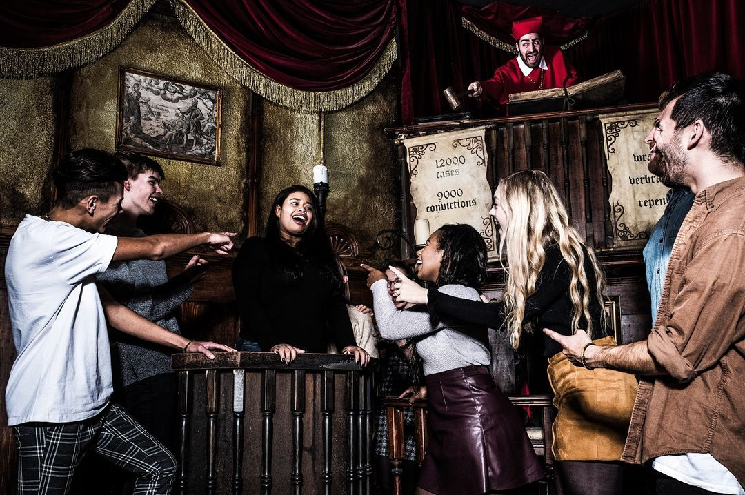 2 tickets voor The Amsterdam Dungeon