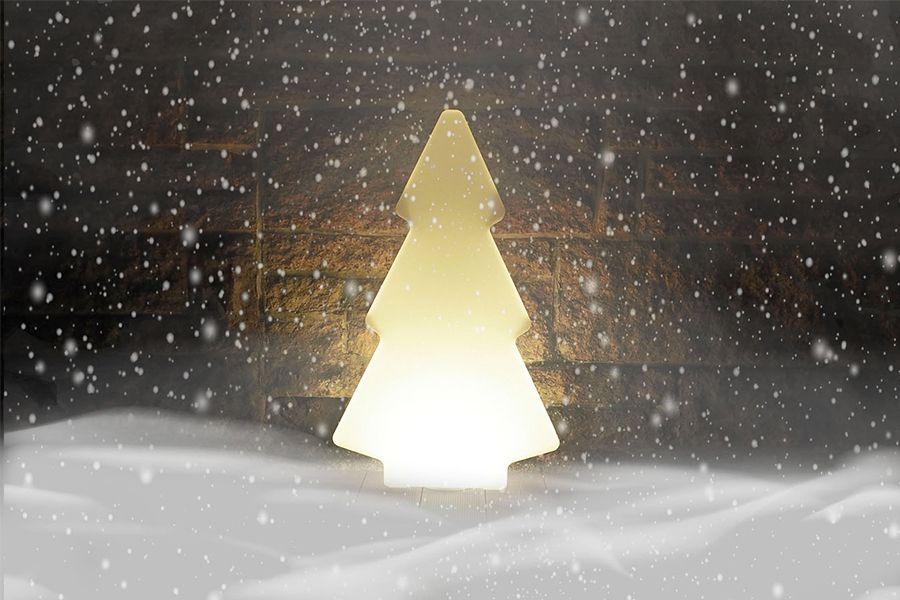 XL Led-kerstboom voor buiten en binnen (84 cm hoog)