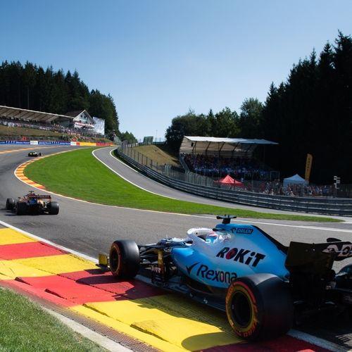 2 tickets voor de Formule 1 GP kwalificatie België 2021