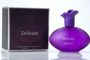 Eau de parfum Delicate voor vrouwen