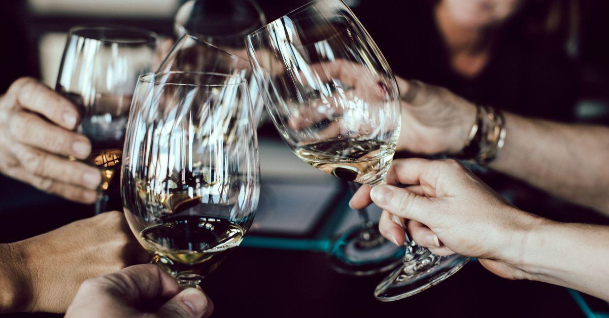 Dégustation de vins à domicile pour 4 personnes