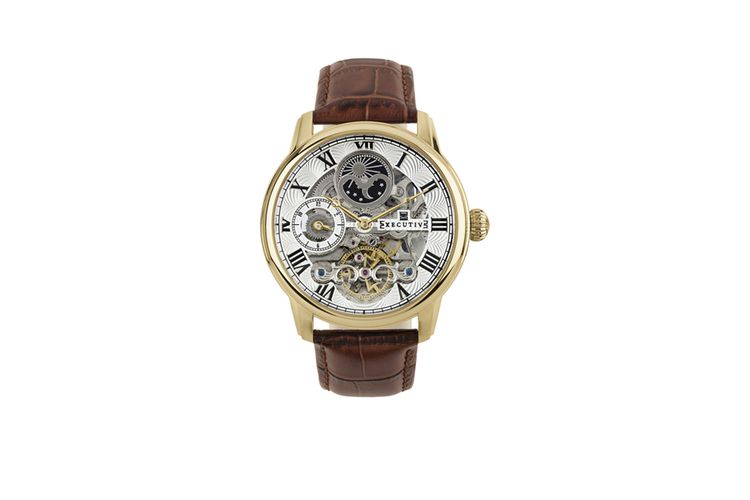 Korting Automatisch herenhorloge van Executive (model Nicky)