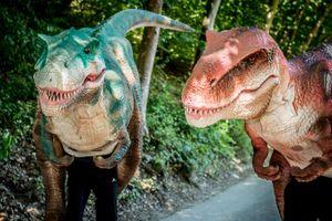 Exclusief Jurassic weekend in Plopsa Coo (2 p.)