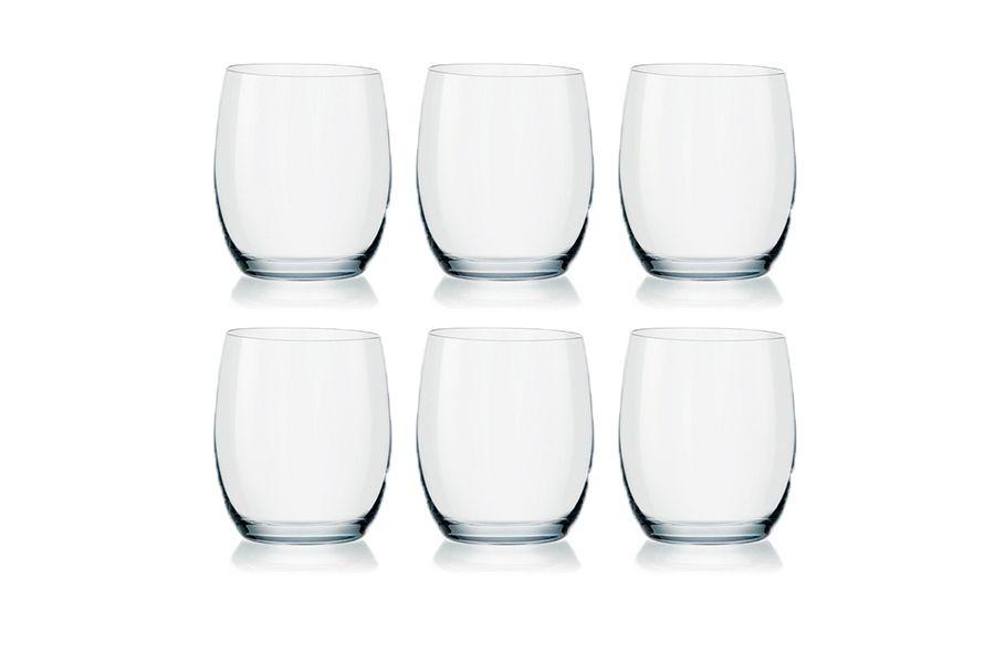 6-delige glazenset van RCR Cristalleria