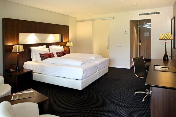 Overnachting in 4-sterrenhotel Van der Valk Assen