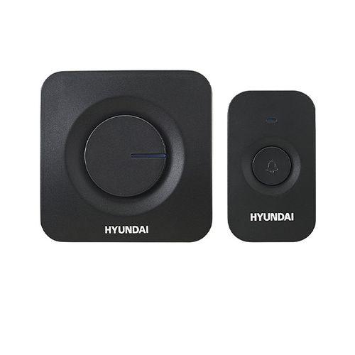 Deurbel met ontvanger van Hyundai (zwart)
