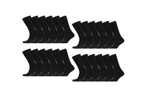 Set van 24 sokken van Gianvaglia (maat 43 - 46)