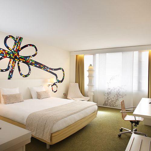 Romantische overnachting in een NH Hotel naar keuze