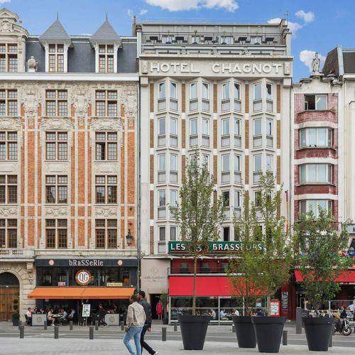 Hotel Chagnot Rijsel