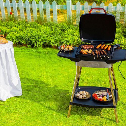 Luxe elektrische barbecue van Buccan (Model: Richmond)