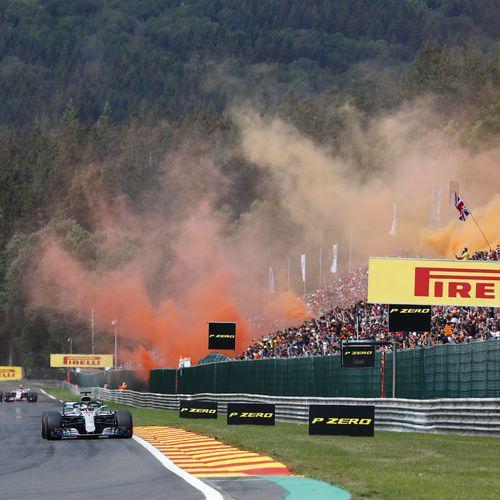 Formule 1 GP kwalificatie