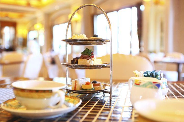 High tea bij 1 van de deelnemende restaurants (2 p.)