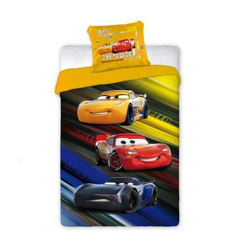 Dekbedovertrek Cars (140 x 200 cm)