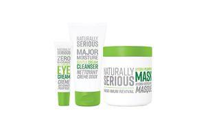 Ensemble de soins de la peau par Naturally Serious