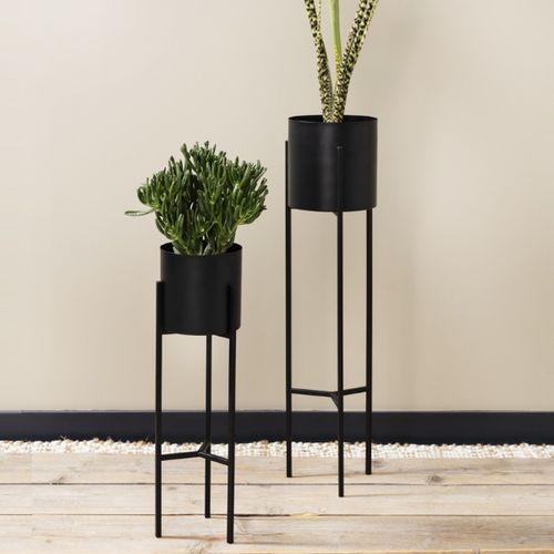 2 hoge plantenpotten van Lifa Living