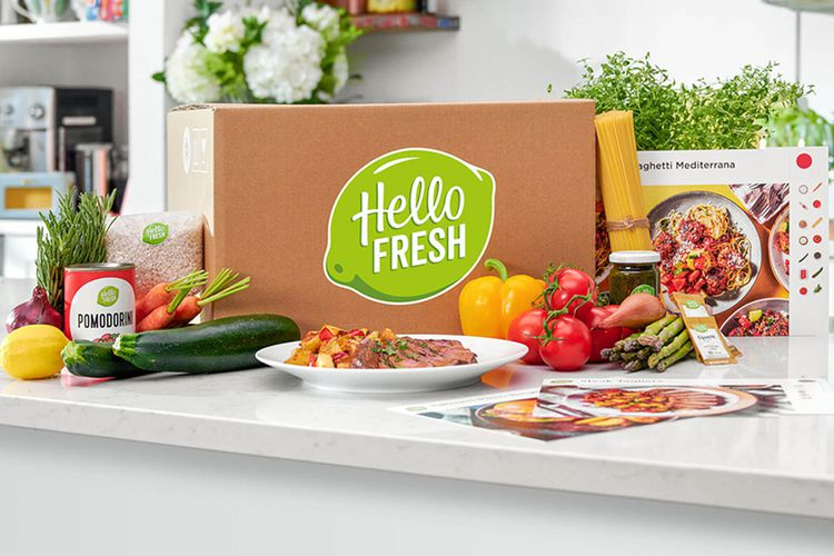Alleen vandaag: 3 maaltijden van HelloFresh (2 p.)
