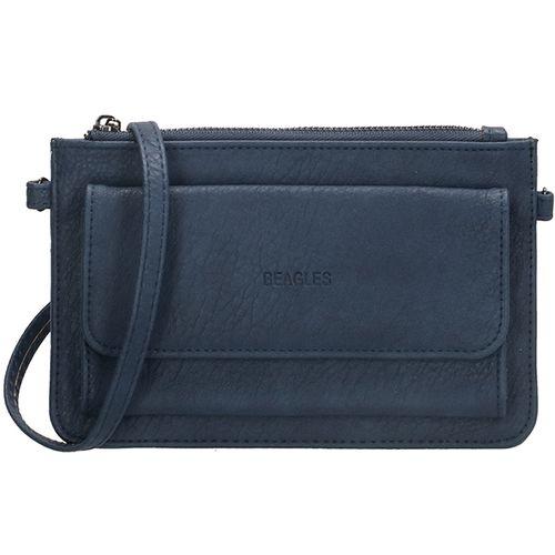 2-in-1 schoudertas en portemonnee