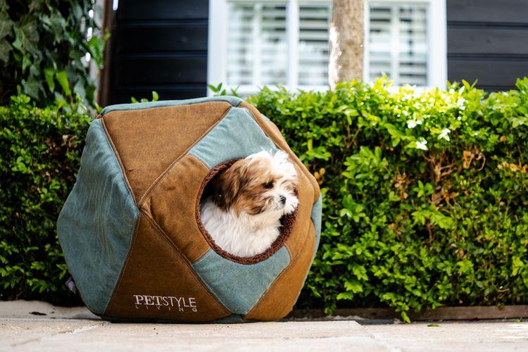 Speelhuis voor de kat en hond van Petstyle