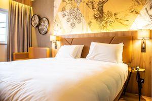 Overnachting in 4* hotel naar keuze (BE) 2 p.