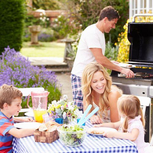 Compleet BBQ-pakket populair 4 personen thuisbezorgd