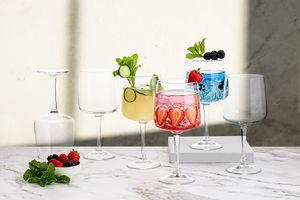 Set van 6 gin-tonic glazen (66 cl)