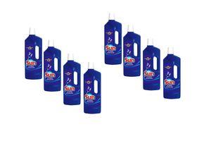 8 flessen spoelglans van Sun