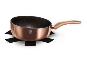 Flip wokpan van Berlinger Haus (roségoud)