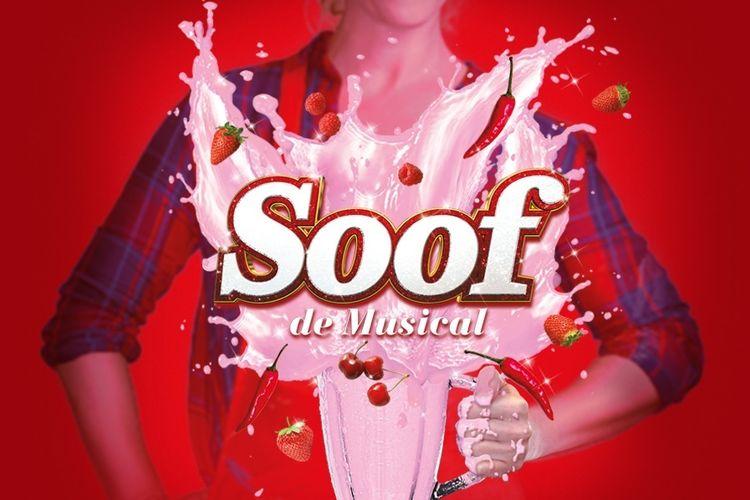 RANG1 tickets voor SOOF de Musical in Amsterdam (2 p.)