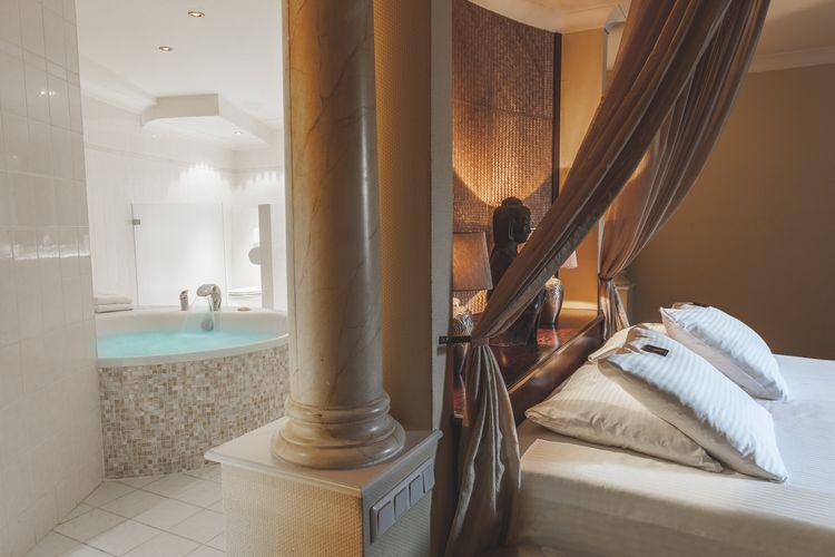Cupido Suite - Overnachting in suite met 2-persoonsjacuzzi in Almelo ...