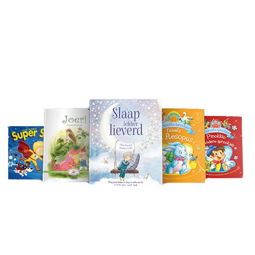 10-delig kinderboekenpakket