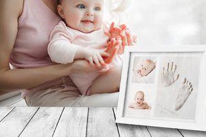 Babyfotolijst inclusief accessoires van Awemoz