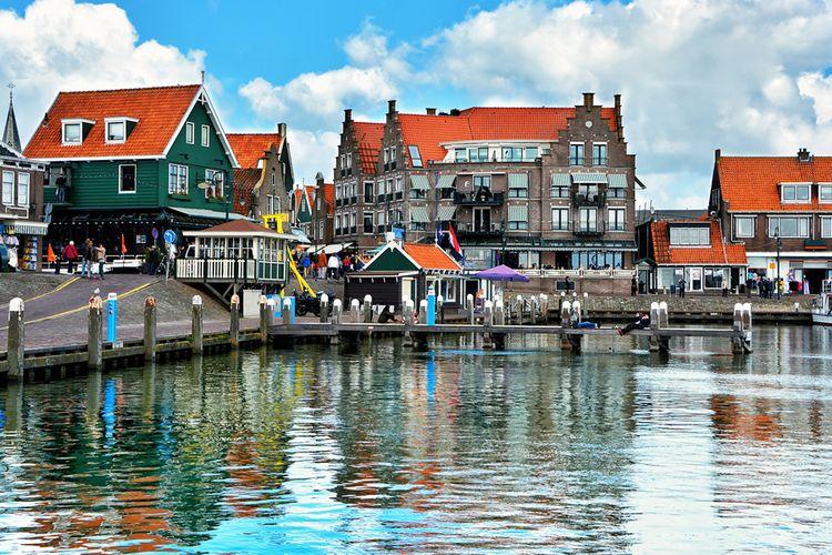 Overnachting: art hotel Spaander in Volendam (2 p.)