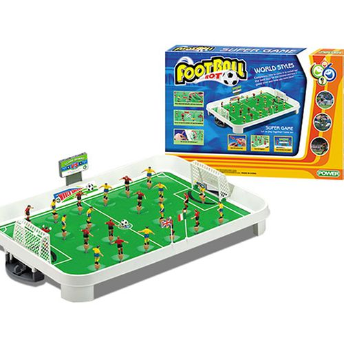 Compacte voetbaltafel
