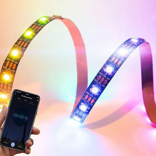 Slimme wifi led-lichtstrip van Hyundai Home (5m lang)