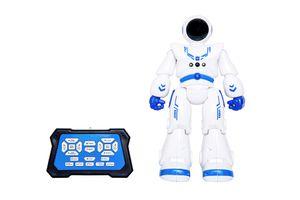 Bestuurbare robot met verschillende functies