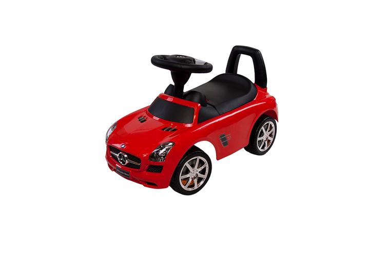 Mercedes Ride On Red Rode Mercedes Loopauto Vakantieveilingen Be