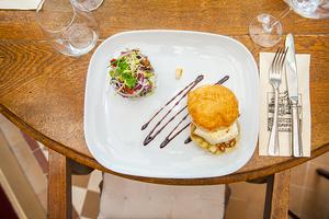 Culinaire proeverij bij Restaurant De Griffel in De Bilt