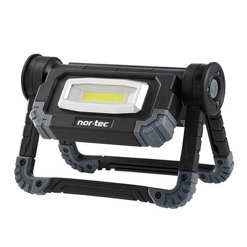 Uitklapbare led-bouwlamp van Nor-Tec