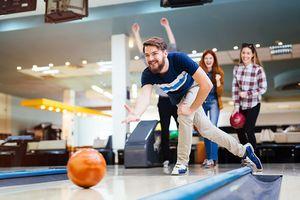 Spel bowlen met max. 6 personen | 1 jaar geldig