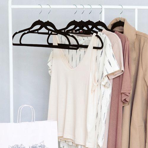 50 velvet-kledinghangers