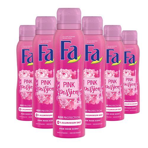 Deodorant van Fa