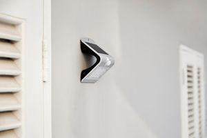 Hyundai wandlamp met sensor op zonne-energie