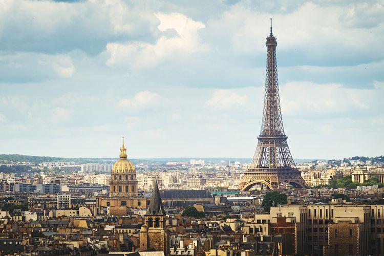 Overnachting aan Porte De Clichy in Parijs
