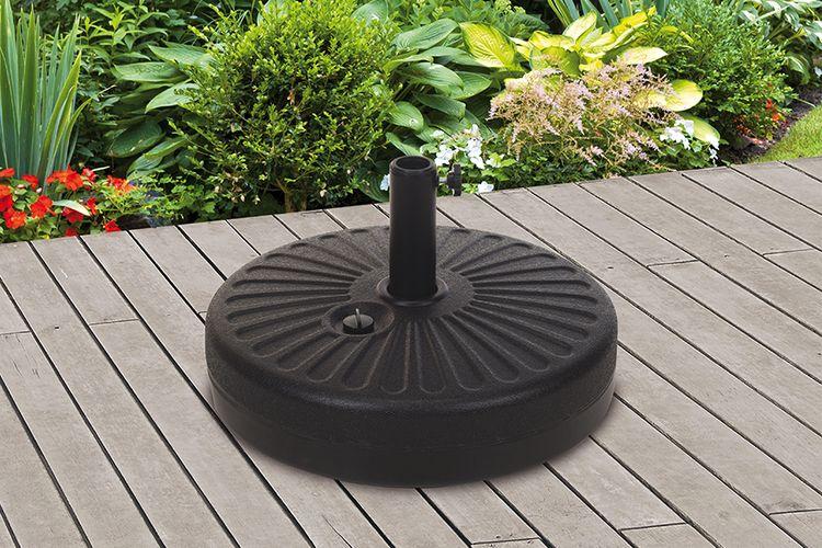 ProGarden vulbare parasolvoet (22L)
